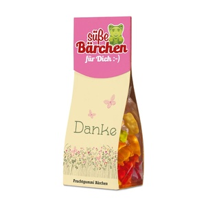 Süße Bärchen ´´Danke´´ 70g 4,21 € / 100g