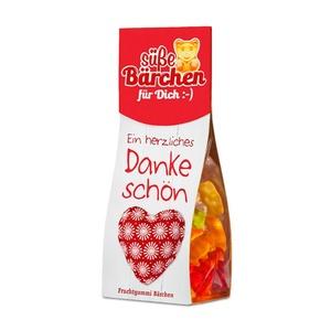 Süße Bärchen ´´Dankeschön´´ 70g 4,21 € / 100g