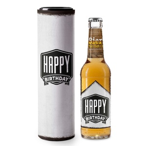 Bier ´´Happy Birthday´´ 0,33l 5,2% vol. 12,09 € / Liter