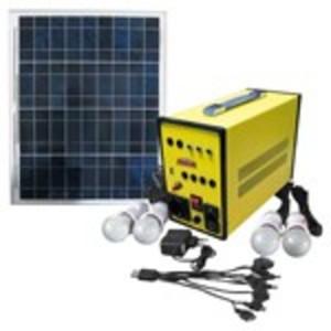 MAUK Solarpanel 40 W & Powerpack
