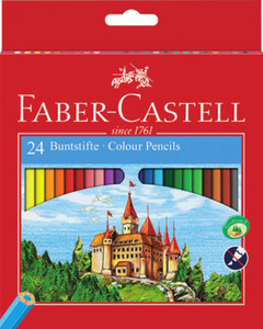 Faber Castell Buntstifte Castle