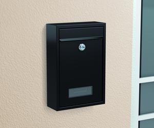 BASI Briefkasten BK 100 schwarz