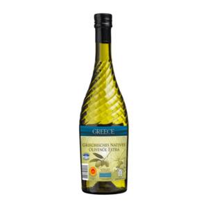 Griechisches natives Olivenöl extra