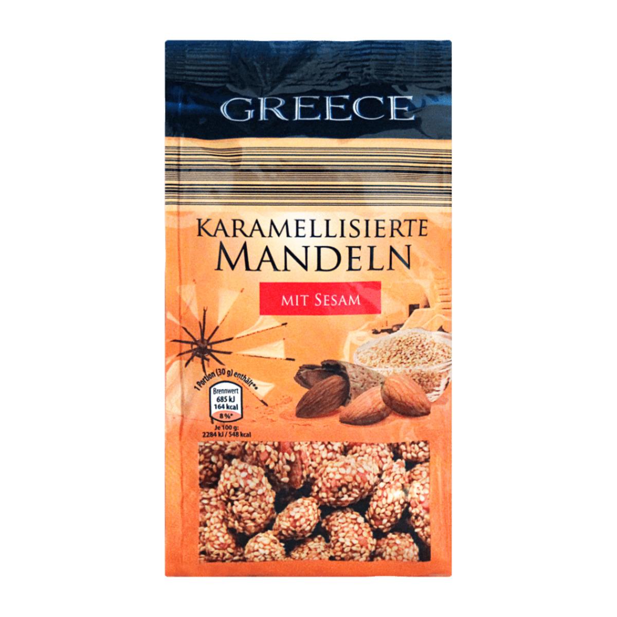 Bild 2 von Karamellisierte Nüsse