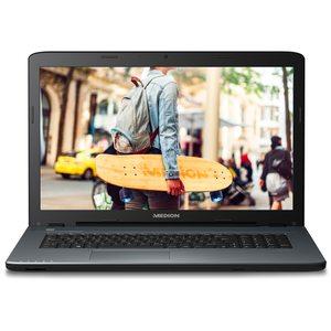 MEDION AKOYA® P7653, Intel®Core™ i7-8550U Prozessor, 43,9 cm (17,3''),  Full HD Display, 256 GB SSD, 1,5 TB HDD, NVIDIA GeforceMX130,  16 GB RAM