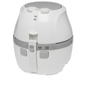 MICROMAXX Heißluftfritteuse MD 14461 für öl-freies frittieren, 1300 Watt, Temperaturkontrolle bis 190° C, Cool-Touch-Griff