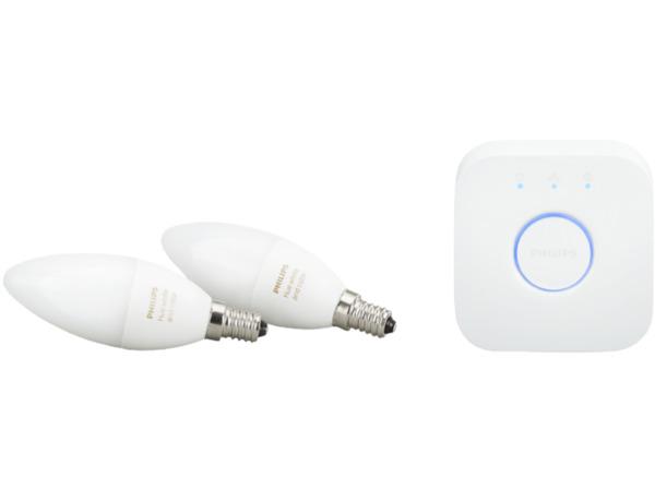 Hue Lampen E14 : Philips hue white color ambiance led leuchtmittel inkl bridge