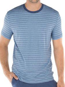 Calida Ringel-Shirt, sky blue, blau, S