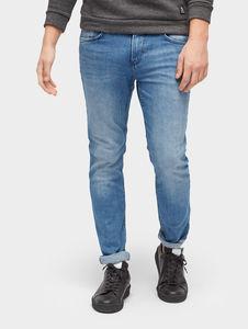 Tom Tailor Denim Jeanshosen Culver Skinny Jeans, light stone wash denim, 33/34