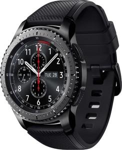 Samsung Smartwatch Gear S3 Frontier ,  spacegrau