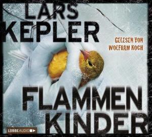 Flammenkinder / Joona Linna Bd.3