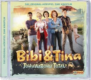 Bibi & Tina Hörspiel 4.Kinofilm: Tohuwabohu total