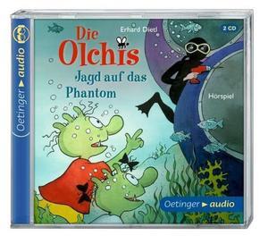 Die Olchis. Jagd auf das Phantom (2 CD)