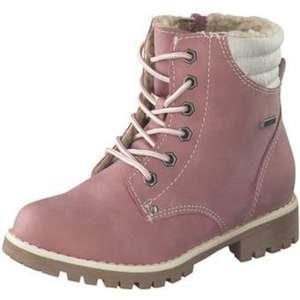 Puccetti Schnür Boots Mädchen rosa