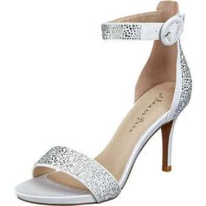Alma en Pena Sandale Damen weiß