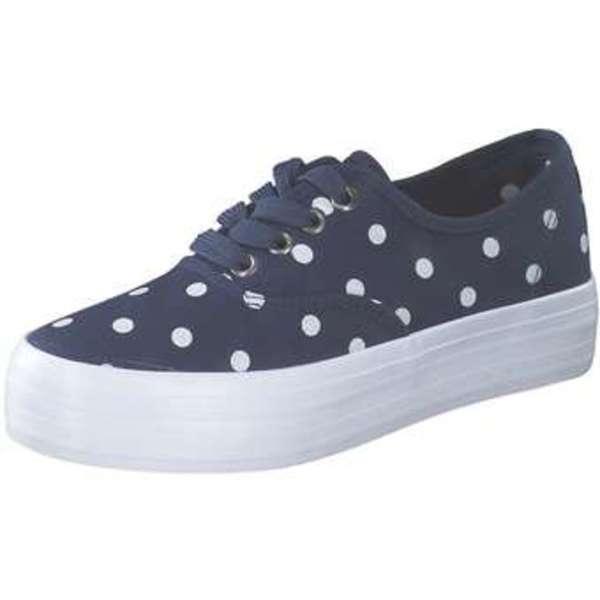 Inspired Shoes Plateau Sneaker Damen blau von Siemes für 14,95 ... 3219e2efcc