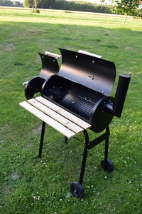 Chillroi Grill Smoker BBQ