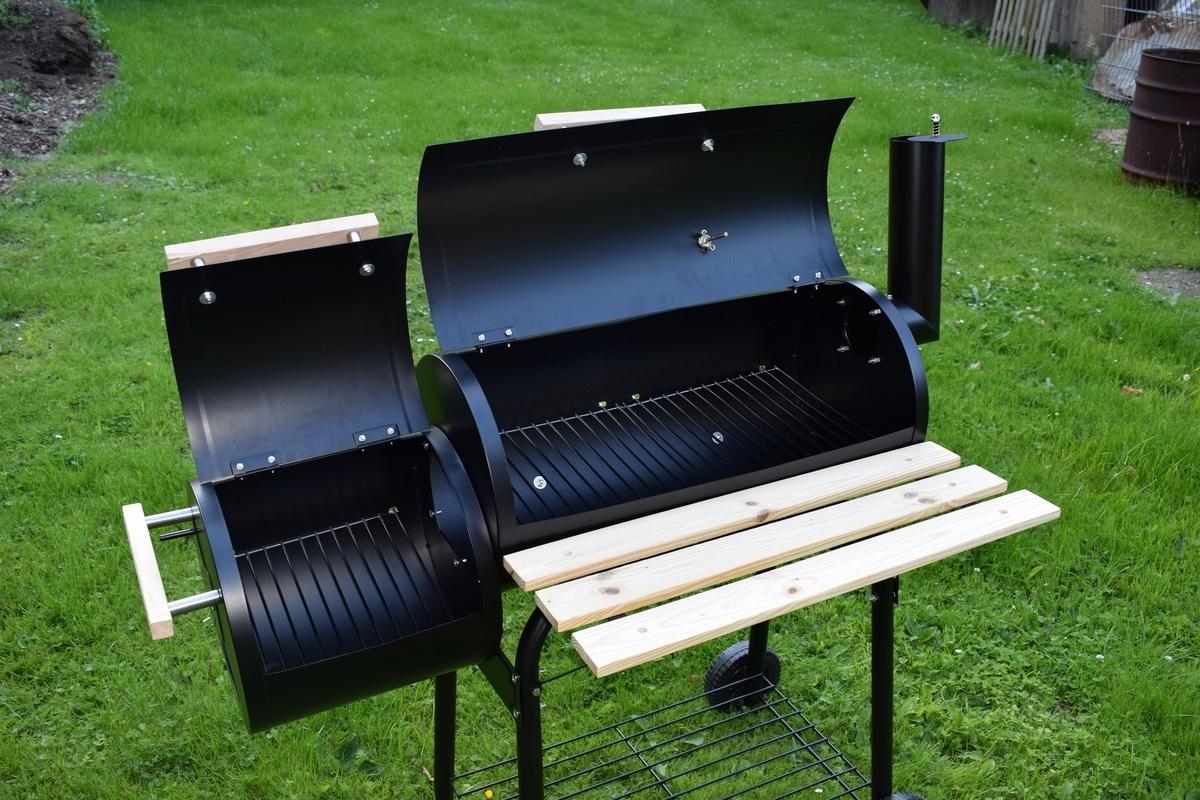 Bild 3 von Chillroi Grill Smoker BBQ