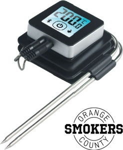 Orange County Smoker BBQ Thermometer