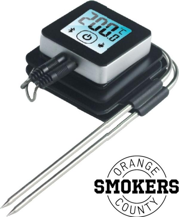 Orange County Smoker BBQ Thermometer