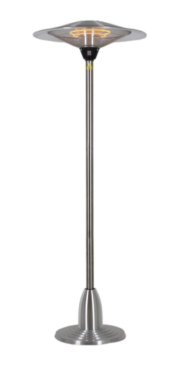 Harms Heizstrahler, 210 cm