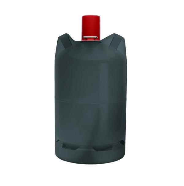 Tepro, Universal Abdeckhaube - Gasflasche 5 kg, schwarz
