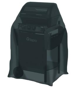 Tepro, Universal Abdeckhaube - für Gasgrill klein, schwarz
