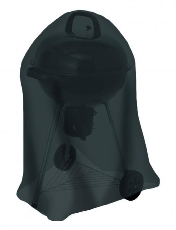 Tepro, Universal Abdeckhaube - für Kugelgrill groß, schwarz