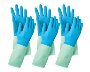 EASY HOME®  Haushalts-Handschuhe, 3Paar
