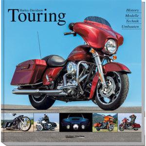 """Buch - """"Harley-Davidson Touring""""        160 Seiten"""