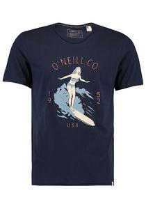 O´Neill Akela - T-Shirt für Herren - Blau