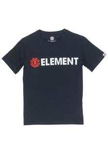 Element Blazin - T-Shirt für Jungs - Schwarz