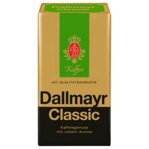 Dallmayr gemahlener Bohnenkaffee