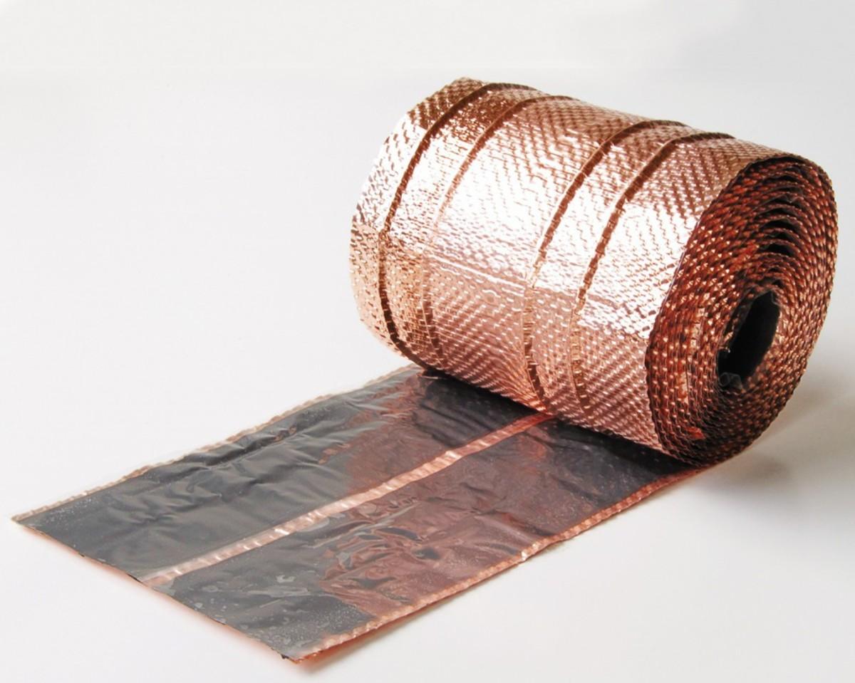 Bild 1 von Powertec Kupfer-Dachschutz IMPACT