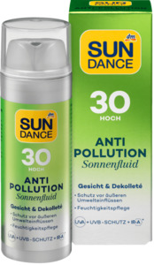 SUNDANCE Sonnenfluid Anti Pollution LSF 30