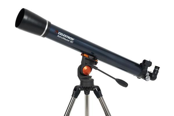 Teleskop celestron c mit eq stativ u zubehör in bayern