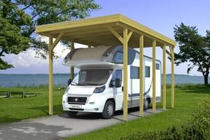 SKAN HOLZ Caravan-Carport Friesland