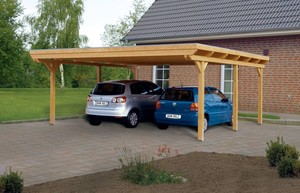 SKAN HOLZ Carport Emsland