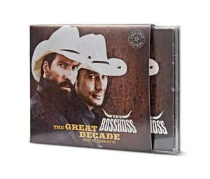 CD »The BossHoss – The Great Decade«