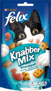 Felix Snack für Katzen, Knabbermix, Strandspaß