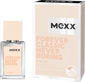 Mexx Eau de Toilette Forever Classic Never Boring Woman