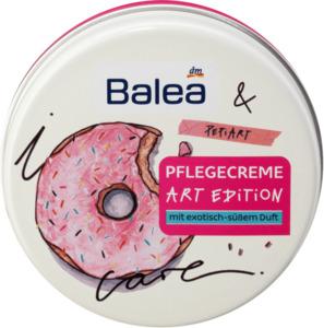 Balea Pflegecreme Art Edition