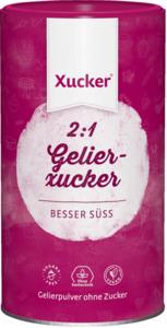 Xucker Gelierzucker 2:1 mit Xylit für 2kg Früchte