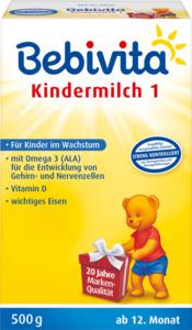 Bebivita Kindermilch 1 ab 12. Monat