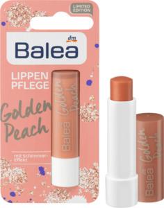 """Balea Lippenpflege """"Golden Peach"""""""