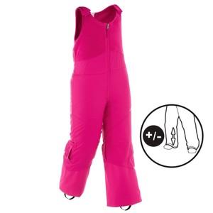 WED´ZE Skihose Pull´nfit 300 Kinder rosa, Größe: 3 J. - Gr. 95/4 J. - Gr. 100