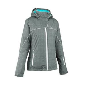 WED´ZE Skijacke 500 Damen grau, Größe: XL