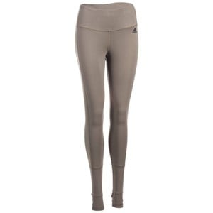 ADIDAS Leggings Douaria 500 Slim Gym Stretching Damen khaki, Größe: S