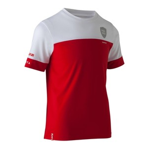KIPSTA Fußballshirt FF100 Kinder Polen, Größe: 6 J. - Gr. 116
