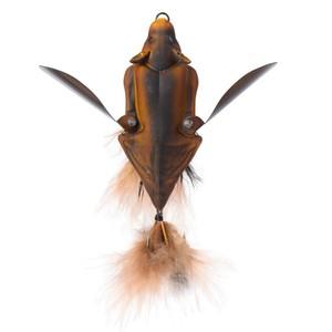 SAVAGEAR Kunstköder 3D Bat Brown 10cm Raubfischangeln, Größe: No Size